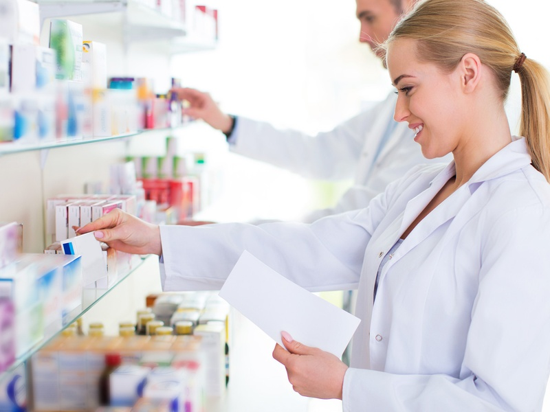 Our pharmacy sales networks